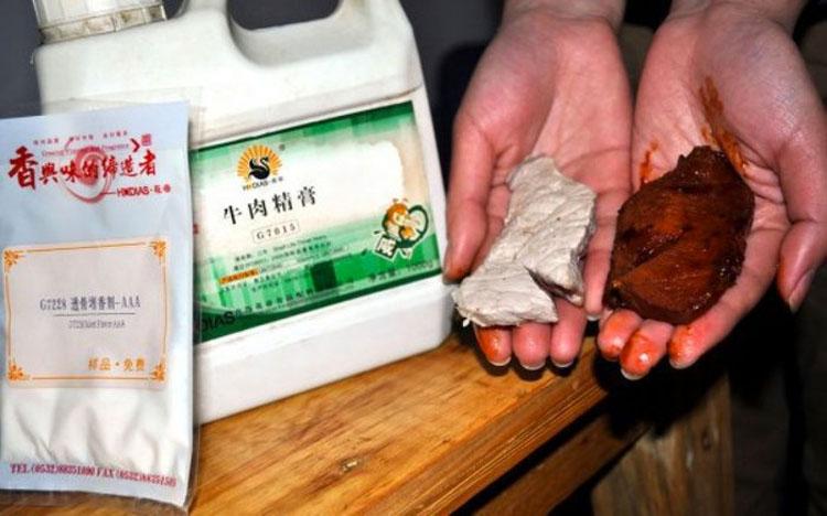 9 productos alimenticios tóxicos y falsos que no sabías que eran importados de China