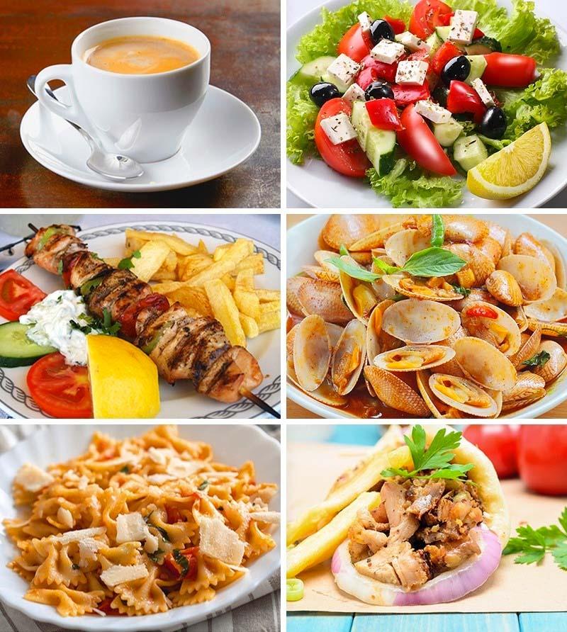 Qué puedes comer por 30 dólares en diferentes países del mundo (atención a lo que se come en India)