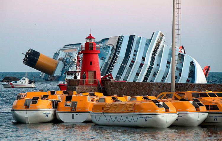 Este espectacular crucero tuvo un naufragio trágico. Descubre lo que encontraron en su interior