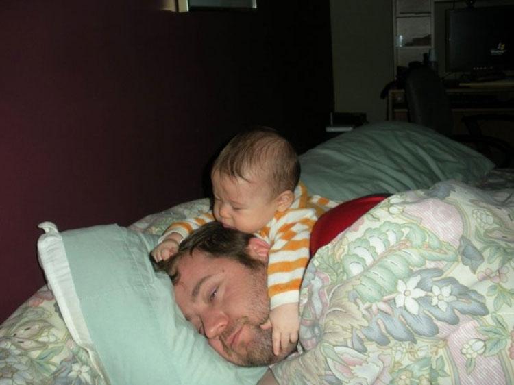 23 imágenes brillantes que todos los padres entenderán