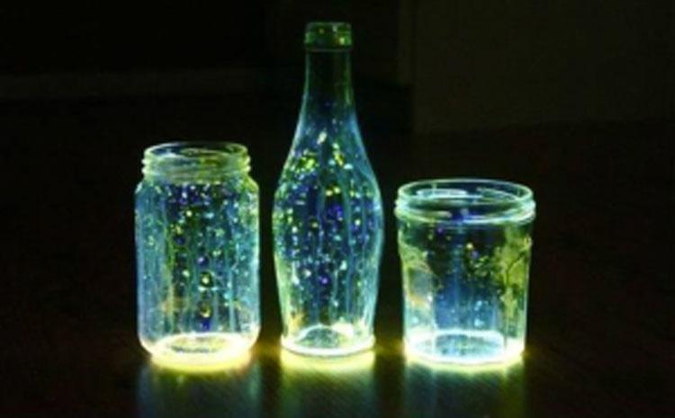 Haz una sencilla e impresionante lámpara para el cuarto del niño y ahorra dinero en la factura