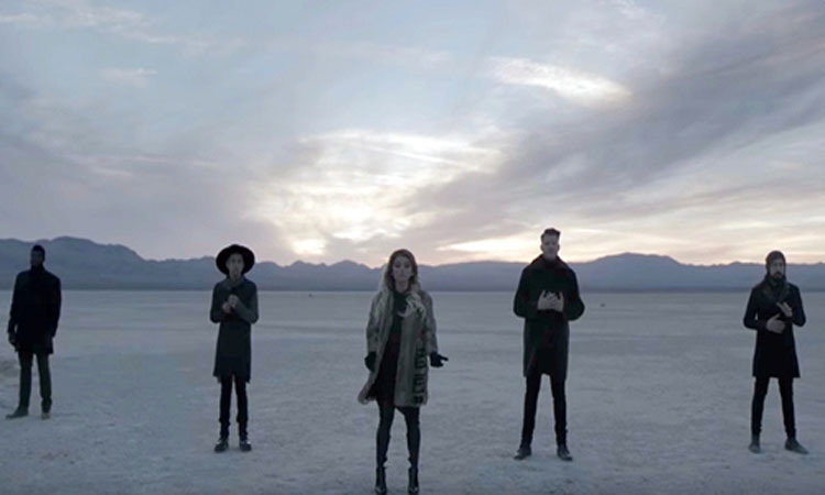 El supergrupo Pentatonix hace una versión del clásico Hallelujah de Leonard Cohen y se hace viral