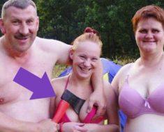 Estas son las 27 fotos familiares más extrañas que hayas visto nunca. Atención a la 10 y a la 21