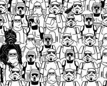 Llega el nuevo reto: Encuentra el panda entre las tropas de asalto de Star Wars