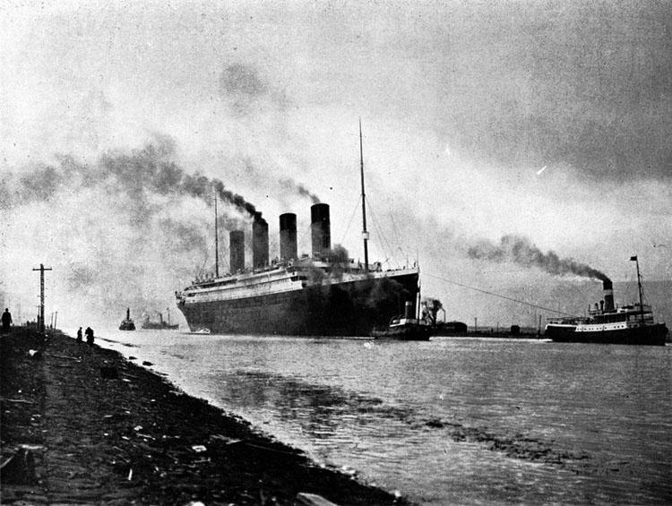 El Titanic no se hundió a causa del iceberg. Expertos revelan la verdadera causa