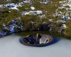 """El misterioso """"tesoro"""" escondido en las montañas de Portugal que se ha hecho viral"""