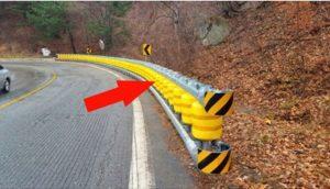 Parece una simple defensa de carretera, pero ¡te sorprenderás al verla en acción!