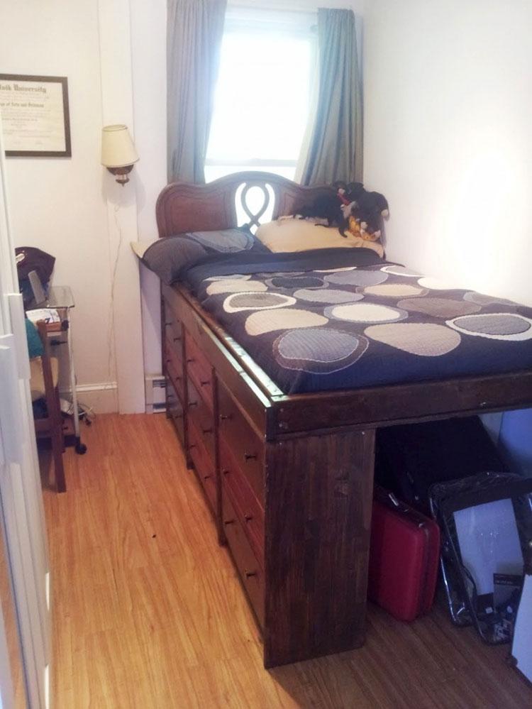 22 ideas fantásticas para transformar habitaciones pequeñas