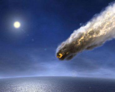 """Sí, al parecer el asteroide del """"día del juicio final"""" golpeará la tierra este febrero..."""