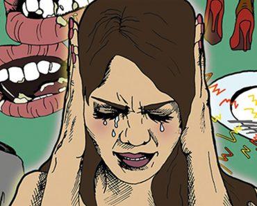 Si no puedes soportar cuando la gente hace ruido al masticar, puede ser que sufras de esta rara condición