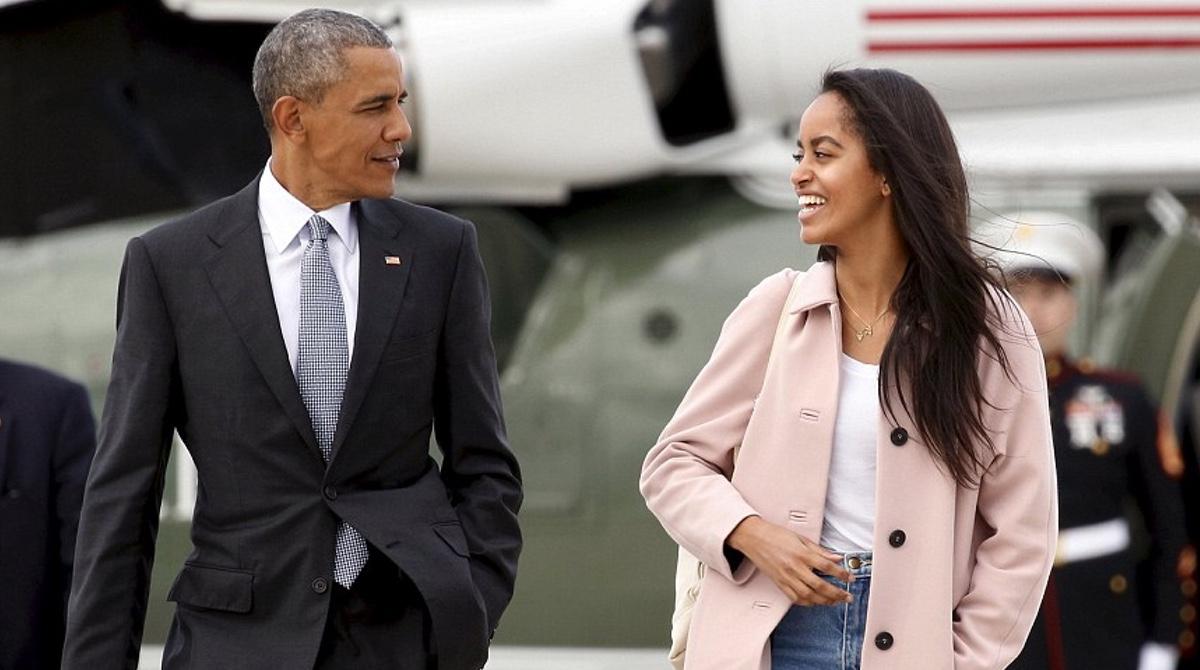 Estos son los libros que Obama le recomendó leer a su hija Malia (y que tú también deberías)