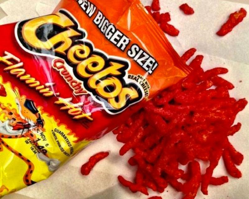 Los médicos están pidiendo a los padres que dejen de dar a sus hijos estos Cheetos