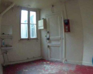 Cómo convertir una habitación de 8 m2 (sí, ocho) en un apartamento completamente funcional