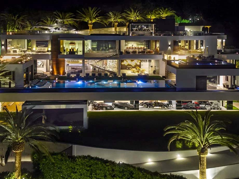 Esta es la casa más cara del mundo. Te RECOMENDAMOS que NO VEAS estas 20 fotos...