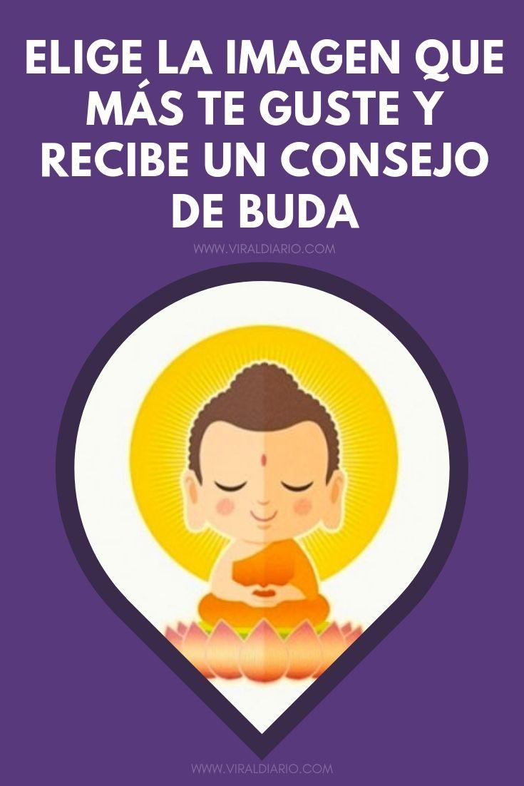 Elige la imagen que más te guste y recibe un consejo de Buda