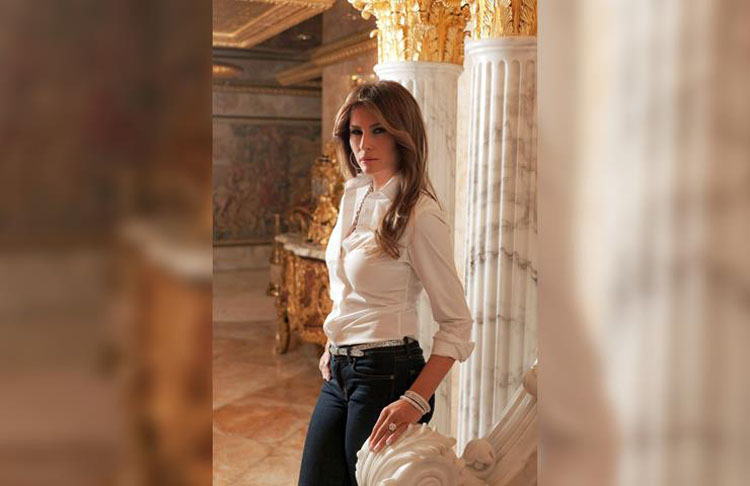 17 fotos de Melania Trump que Donald ha mantenido secreto