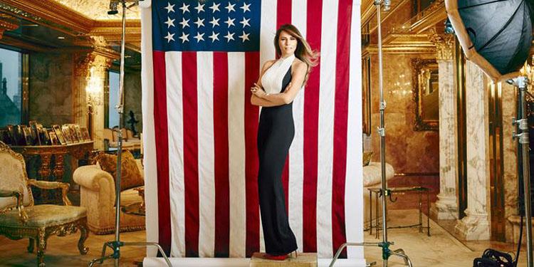 17 fotos de Melania Trump que Donald ha mantenido secreto