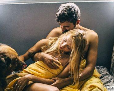 Esto es lo increíble que sucede cuando un hombre abraza a una mujer