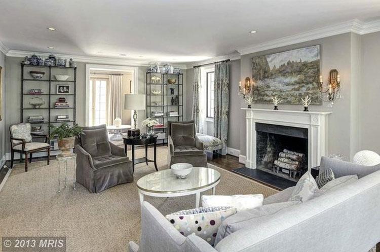 Descubre el interior de la nueva e increíble mansión de los Obama