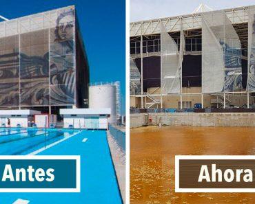 ¡TERRIBLE! Así están los lugares olímpicos de Río 2016 apenas 6 meses después de los Juegos Olímpicos