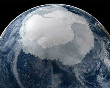 """Detectada una """"anomalía"""" enorme que se esconde bajo el hielo de la Antártida"""