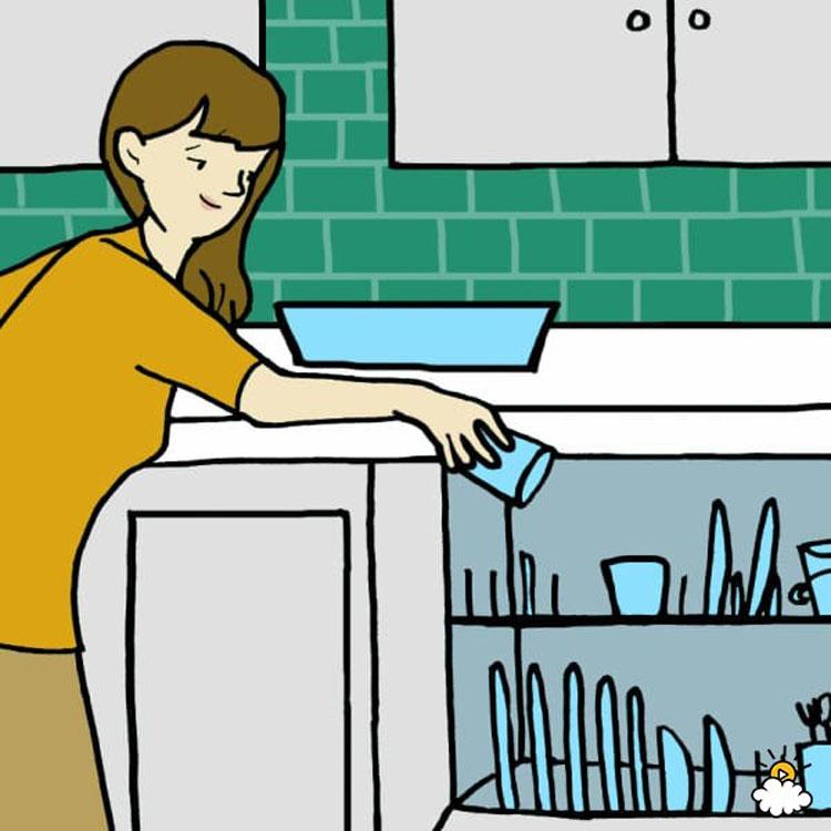 67a2d4087e36 7 cosas q pueden afectar su salud al lavar los platos a... en Taringa!