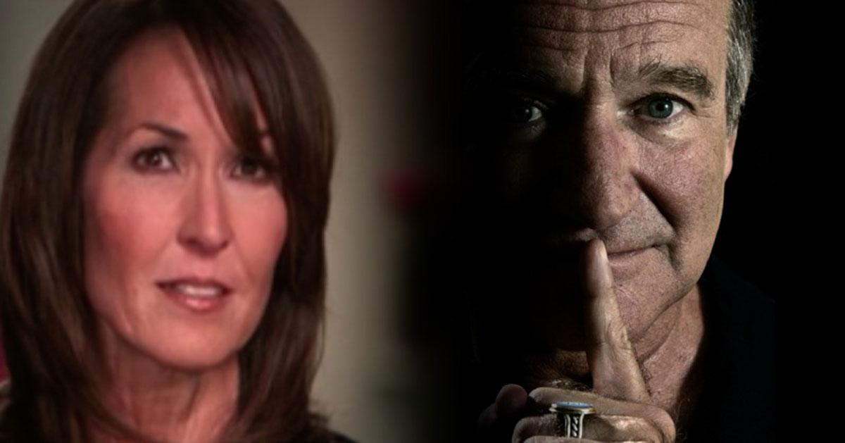 La viuda de Robin Williams revela la causa trágica de su suicidio