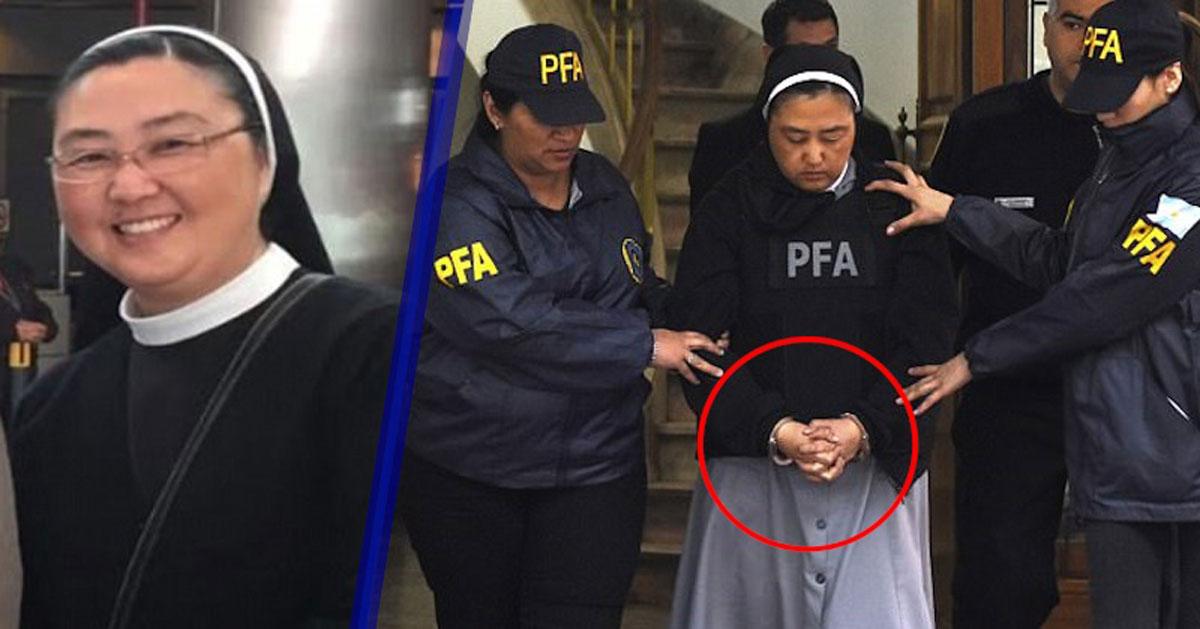 Monja católica arrestada por hacer esto a niños sordos bajo su cuidado