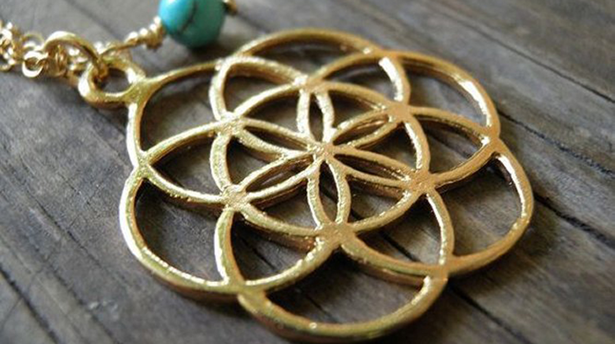 """Antiguo símbolo """"Semilla de la vida"""" contiene secretos ocultos de los siete días de la creación"""