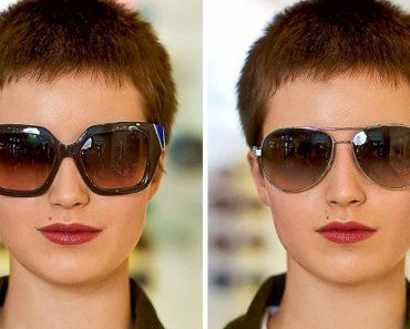 Cómo elegir las gafas de sol perfectas para tu tipo de cara 2