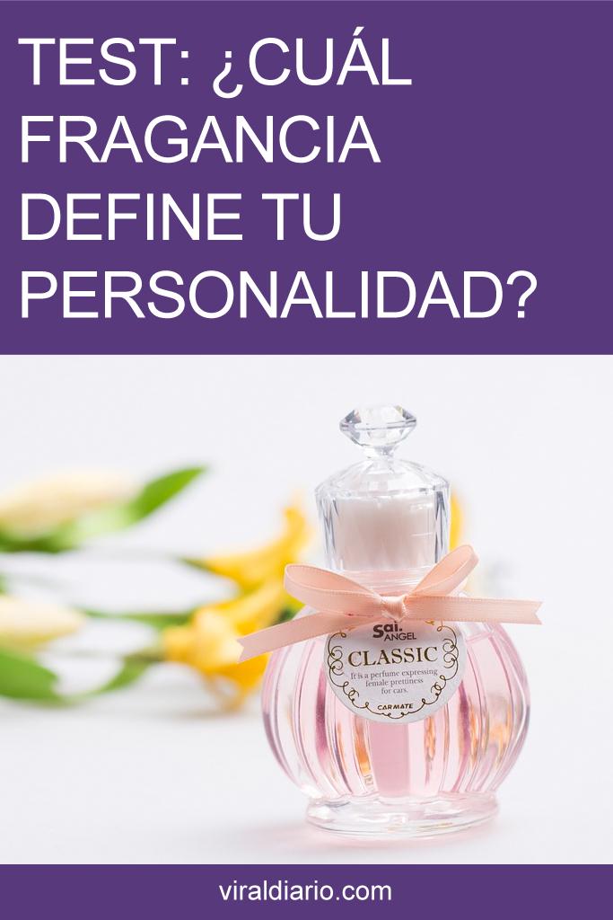 Test: ¿Cuál fragancia define tu personalidad?